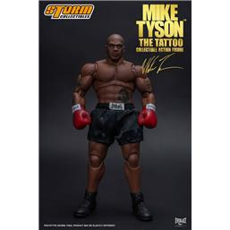 Mike Tyson: Mike Tyson Action Figure The Tattoo 18 cm