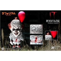 Stephen King's It 2017 Defo-Real Series Soft Vinyl Figure Pennywise Normal Version 15 cm