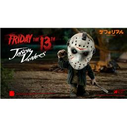 Friday The 13th: Friday the 13th Defo-Real Series Soft Vinyl Figure Jason Voorhees Normal Version 15 cm