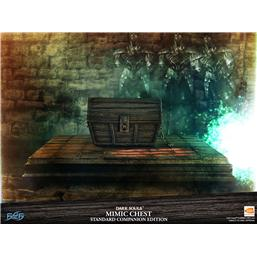 Dark Souls: Dark Souls Statue Mimic Chest Companion Standard Edition 13 x 18 x 12 cm