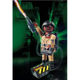Ghostbusters: Ghostbusters Collectible Figure Winston Zeddemore 15 cm