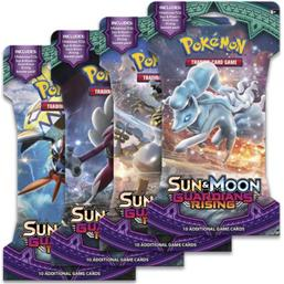 Pokémon: Sun and Moon Guardians Rising Booster Pack (10 Cards)