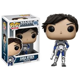 Mass Effect: Sara Ryder POP! Games Vinyl Figur (#185)