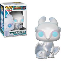 Light Fury POP! Vinyl Figur (#687)