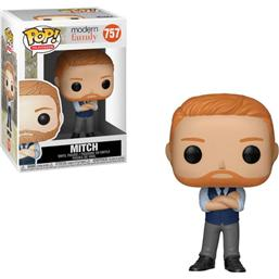 Mitch POP! TV Vinyl Figur (#757)