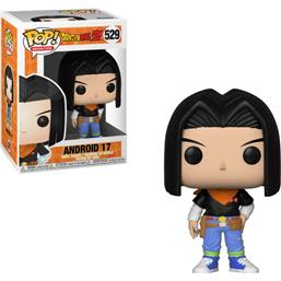 Dragonball: Android 17 POP! Animation Vinyl Figur (#529)