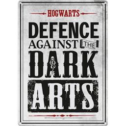 Harry Potter Tin Sign Dark Arts 21 x 15 cm
