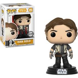 Han Solo POP! Vinyl Bobble-Head (#255)