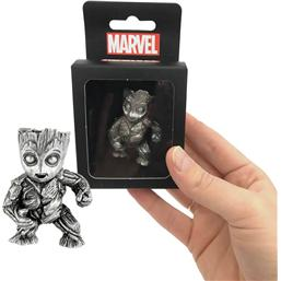 Guardians of the Galaxy: Marvel Pewter Collectible Mini Figure Groot 5 cm