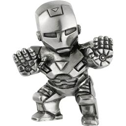 Iron Man: Marvel Pewter Collectible Mini Figure Iron Man 5 cm