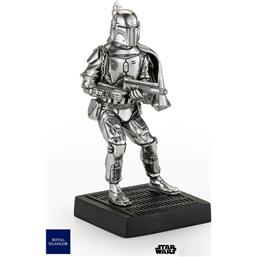 Star Wars: Star Wars Pewter Collectible Statue Boba Fett 15 cm