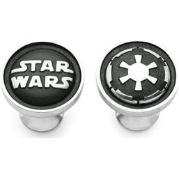 Star Wars: Star Wars Pewter Collectible Cufflinks Galactic Empire