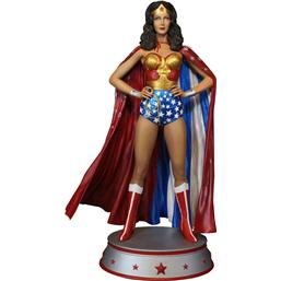 DC Comics: DC Comic Maquette Wonder Woman Cape Variant 33 cm