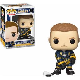 NHL: Jack Eichel NHL POP! Hockey Vinyl Figur (#35)