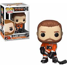 NHL: Claude Giroux NHL POP! Hockey Vinyl Figur (#33)
