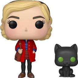 Chilling Adventures of Sabrina: Sabrina & Salem POP! Television Vinyl Figur (#392)