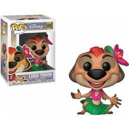 Luau Timon POP! Disney Vinyl Figur (#500)