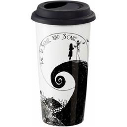 Time to Share and Scare Travel Mug