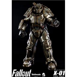 Fallout: Fallout Action Figure 1/6 X-01 Power Armor 37 cm