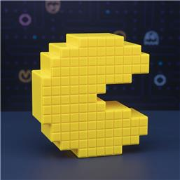 Pac-Man: Pixelated Pac-Man 3D Light 15 cm