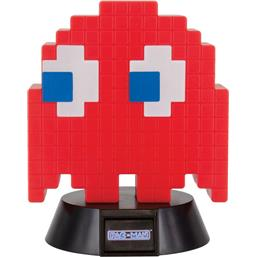 Pac-Man: Blinky 3D Icon Light 10 cm