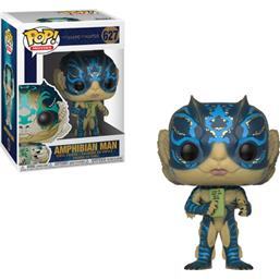 Amphibian Man w/ Card POP! Movies Vinyl Figur (#627)