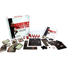 Resident Evil: Resident Evil 2 The Board Game Expansion The B-Files *English Version*