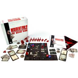 Resident Evil: Resident Evil 2 The Board Game *English Version*