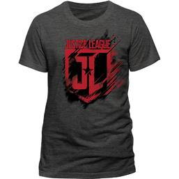 Justice League T-Shirt Shield
