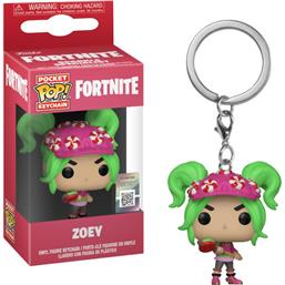Zoey Pocket POP! Vinyl Nøglering