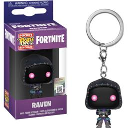 Fortnite: Raven Pocket POP! Vinyl Nøglering