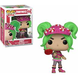 Zoey POP! Games Vinyl Figur (#458)
