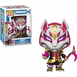 Drift POP! Games Vinyl Figur (#466)