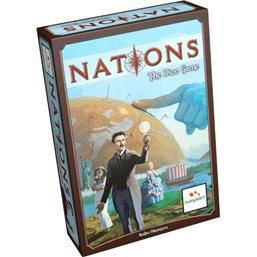 Nations: The Dice Game - med Unrest Expansion