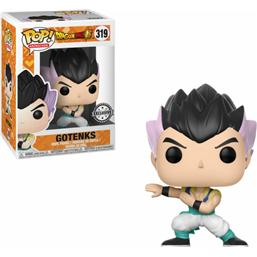 Dragonball: Gotenks POP! Animation Vinyl Figur (#319)