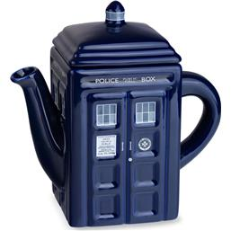 Doctor Who Tardis Te Kande