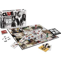 Walking Dead (AMC) Board Game Clue *English Version*
