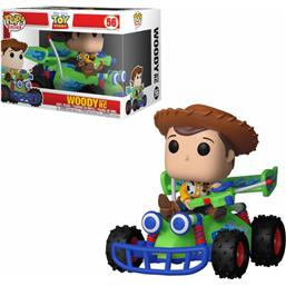 Woody & RC POP! Rides Vinyl Figur (#56)