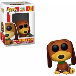 Slinky Dog POP! Disney Vinyl Figur (#516)