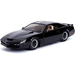 KITT 1982 with Light-Up Function Diecast Model 1/24
