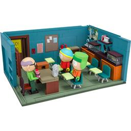 South Park: South Park Large Construction Set Mr. Garrison's Classroom