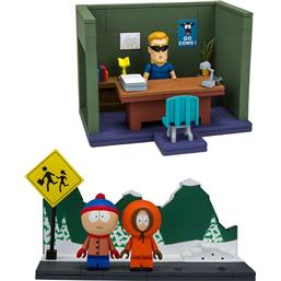 South Park: South Park Small Construction Set Wave 1 2-Pack