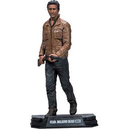 Fear The Walking Dead: Fear The Walking Dead Color Tops Action Figure Travis Manawa 18 cm
