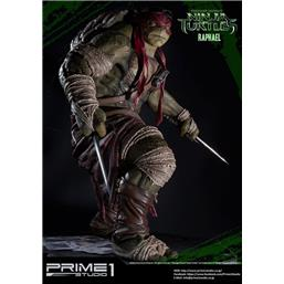 Teenage Mutant Ninja Turtles: Teenage Mutant Ninja Turtles Museum Master Line Statue Raphael 55 cm