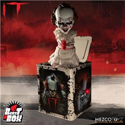 It: Stephen King's It 2017 Burst-A-Box Music Box Pennywise 36 cm