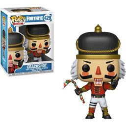 Crackshot POP! Games Vinyl Figur (#429)