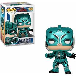 Yon-Rogg POP! Marvel Vinyl Bobble-Head Figur (#429)
