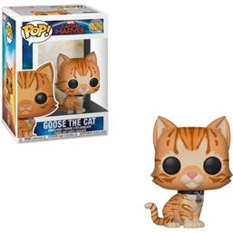 Goose the Cat POP! Marvel Vinyl Bobble-Head Figur (#426)
