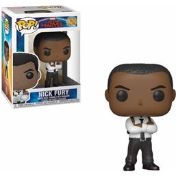 Nick Fury POP! Marvel Vinyl Bobble-Head Figur (#428)