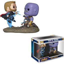 Marvel POP! Movie Moments Vinyl 2-Pak Thor & Thanos (#707)